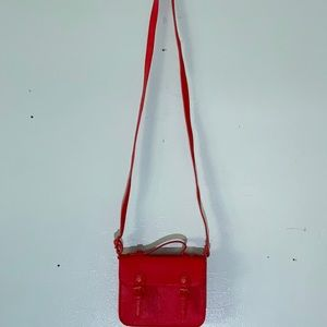 Handbags - Little Red Pocketbook